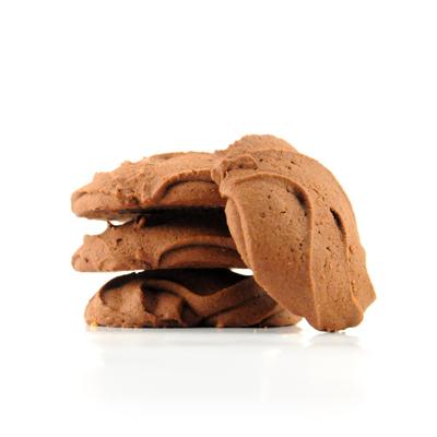 Frollini senza zucchero al cacao